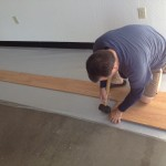Laying Wood Floors