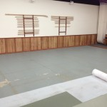 Old Dojo: Clearing and Cleaning