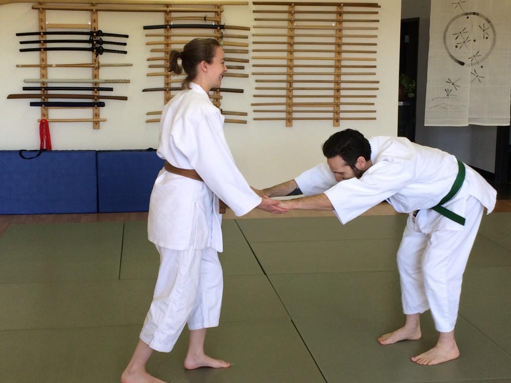 aikido happo no kuzushi